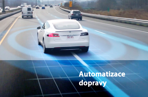 senzory a automatizace